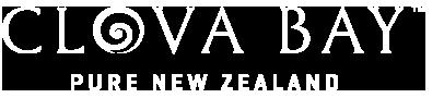 Clova Bay – Pure New Zealand Logo
